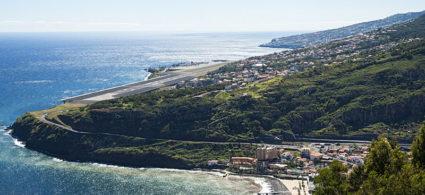 Aeropuerto de Madeira