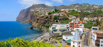 El tiempo en Madeira