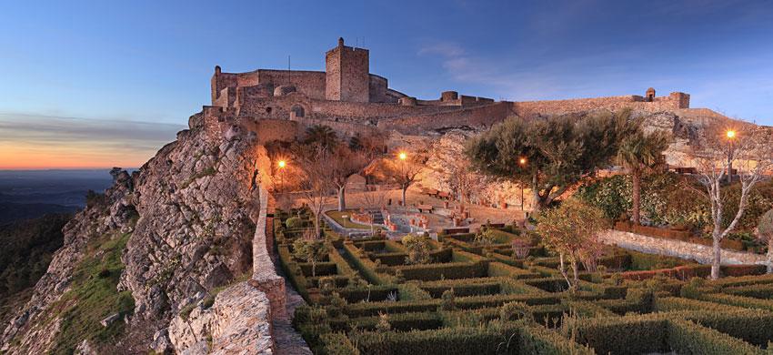 Itinerario entre pueblos y castillos de Portugal