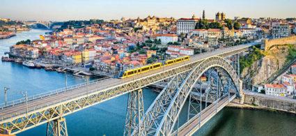 Itinerario de una semana en Oporto y sus alrededores