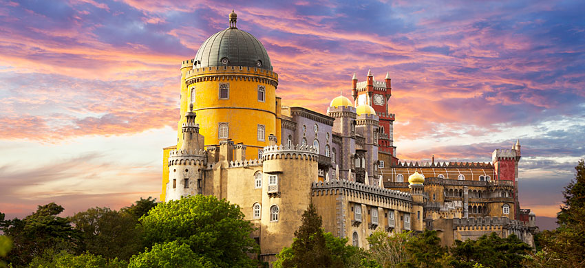 Itinerarios en Portugal